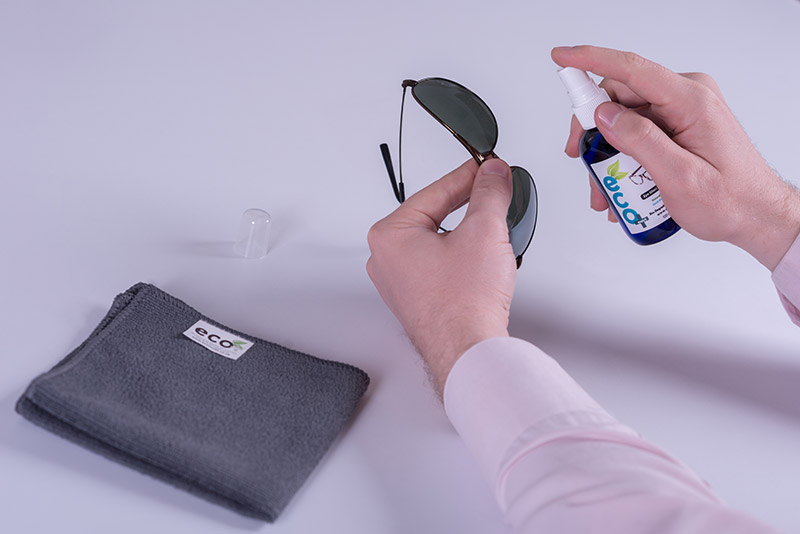 Spray Sunglasses ecomoist Optical Cleaner