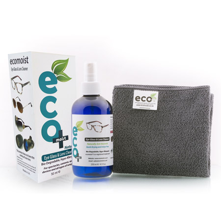 ecomoist Optical, Lens Cleaner