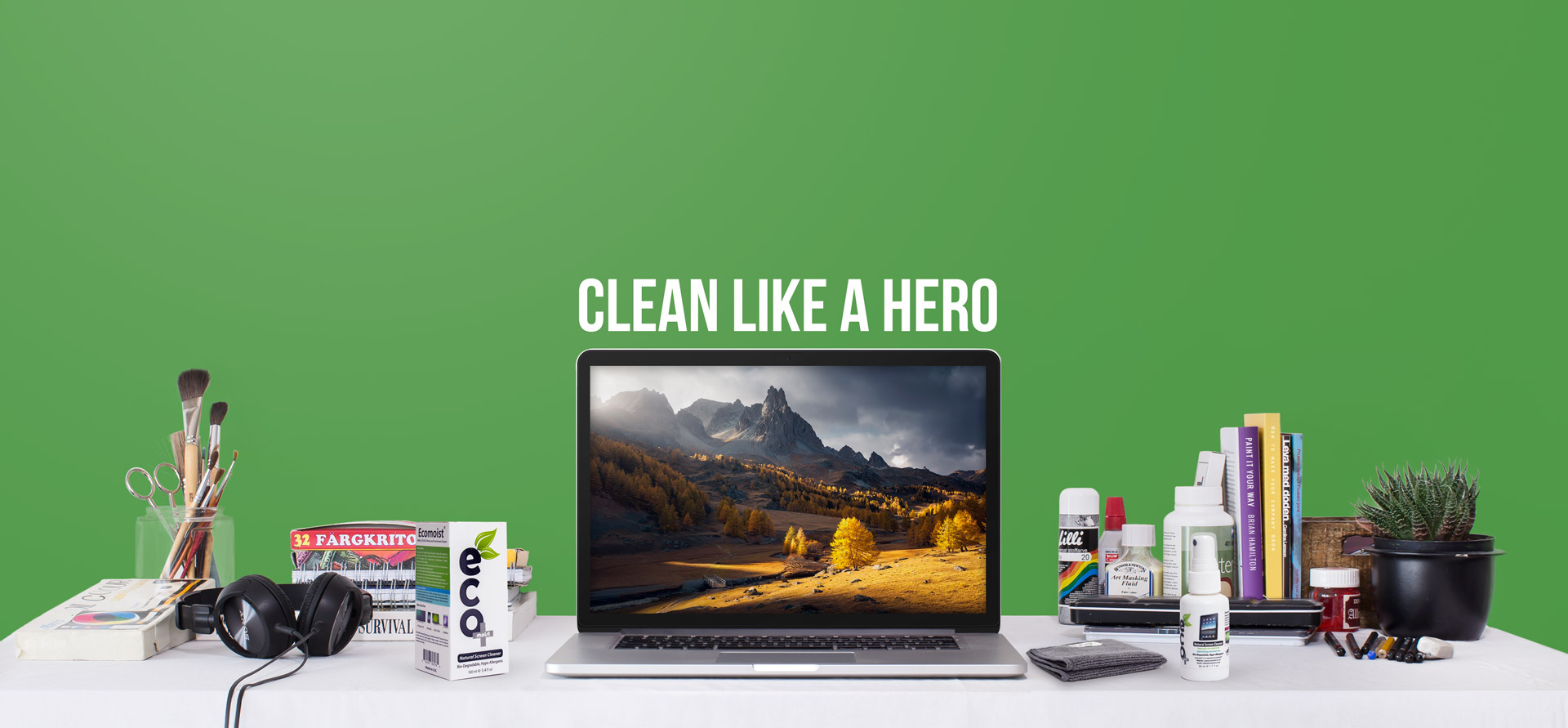 Screen Cleaner Kit Best For Iphone Ipad And All