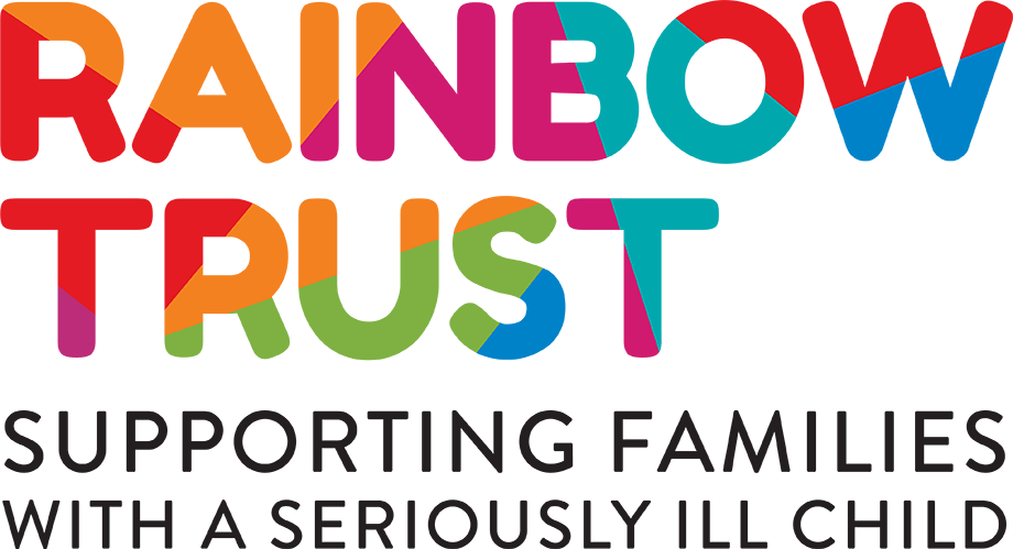 Rainbow Trust Childrens Logo