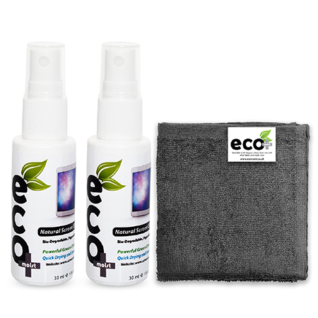 Screen Cleaner Travel Pack